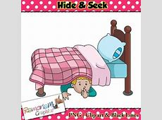 Kids Hide & Seek Clip art by RamonaM Graphics   Teachers ... Free Clipart For Teachers Pay Teachers