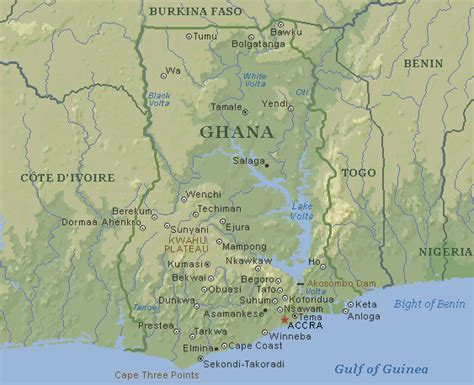 Affordable Home Construction by Ghana Maps