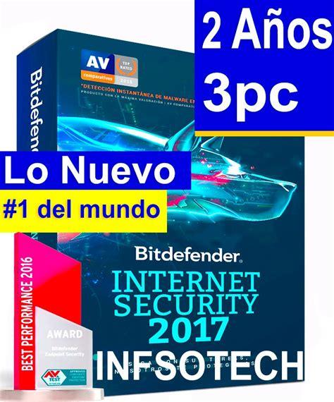 Kaps Security 2017 3pc licencia bitdefender security 2017 3 pc 2 a 241 os s 55 00 en mercado libre