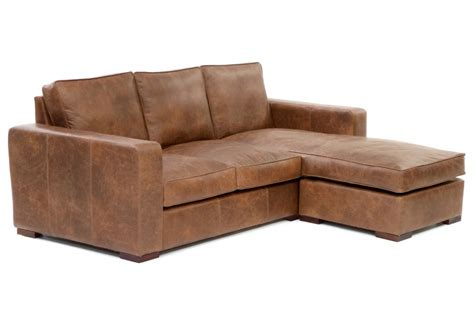Vintage Leather Corner Sofa Battersea Chaise End Large Leather Corner Sofa From Boot Sofas
