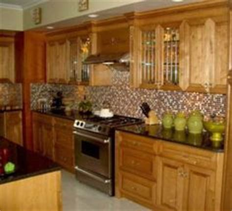 Kitchen Backsplash Ideas Oak Cabinets 1000 Images About Kitchen On Oak Cabinets