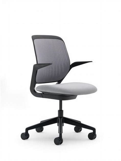 steelcase cobi chair dimensions steel chairs steelcase used leap chair patented