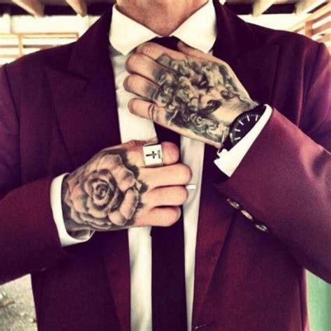hand tattoo guys hand tattoos for guys blood sweat ink pinterest
