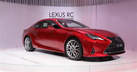 2019 Lexus Coupe by Lexus Rc 2019 Motor Show