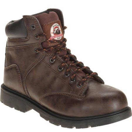 steel toe work boots at walmart brahma s raid steel toe work boot walmart