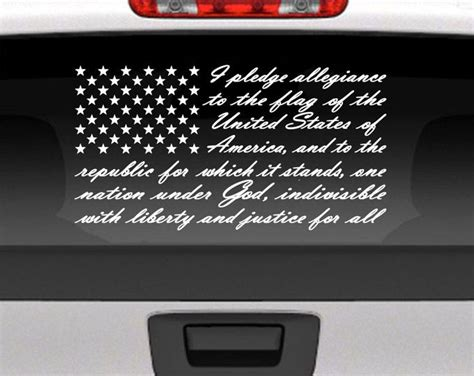 Window Decals Usa by Best 25 American Flag Decal Ideas On American