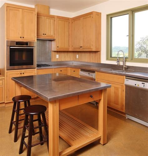 low maintenance kitchen countertops options
