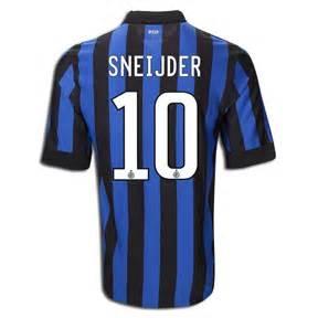 Hem Intermilan New nike inter milan sneijder 10 soccer jersey home 2011 12