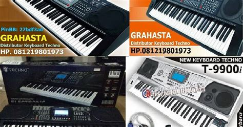 jual keyboard techno grahasta distributor jual keyboard techno t9900i seri terbaru sd