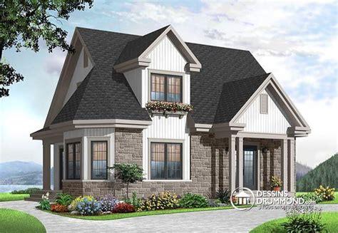 Plan De Maison 3 Chambres 3516 plan de maison unifamiliale ardoise no 3516