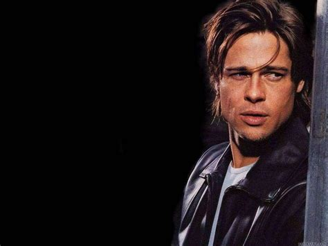 Pitt On by Brad Pitt Wallpapers The Pictures