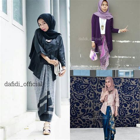 Fashion Terbaru model kebaya muslim modern auto design tech
