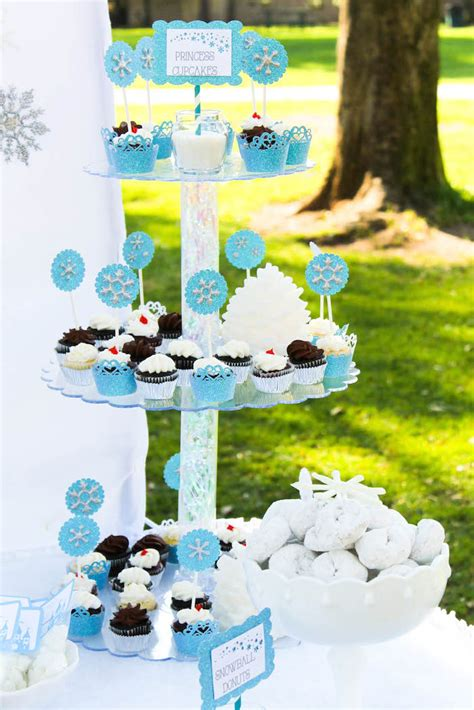 frozen themed party games kara s party ideas frozen themed birthday party cake