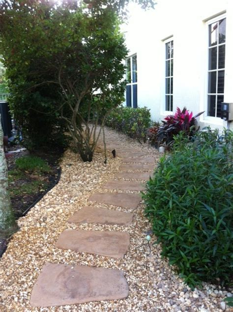 Gravel Side Yard 17 Best Images About Pea Gravel On Backyard