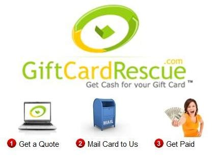 Rescue Gift Card - gift card rescue buys and sells gift cards shark tank products
