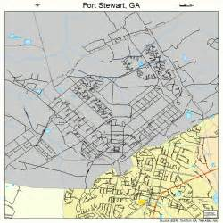 fort stewart map 1331068