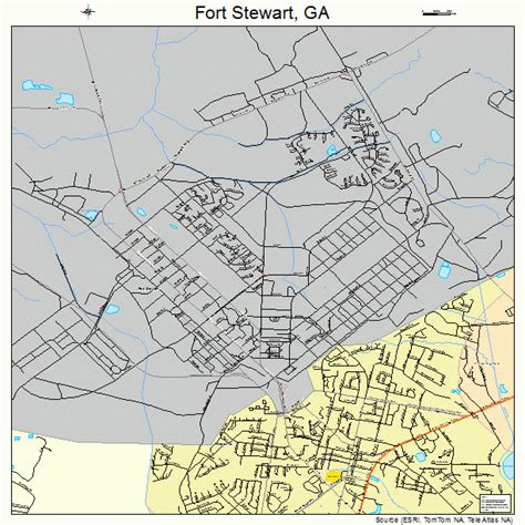 map of fort stewart fort stewart ga pictures posters news and on