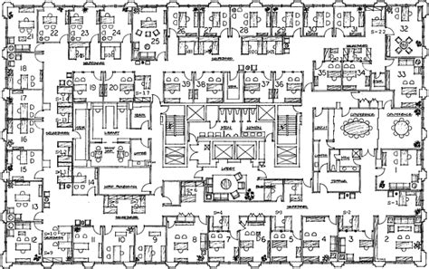 office building floor plans pdf office building plans pdf images