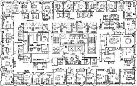 pdf floor plan office building plans pdf images