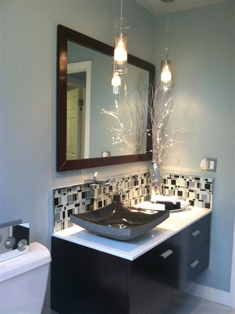 Bathroom Lighting Design Tips Bathroom Pendant Lighting Fixtures With A Controllable Light Intensity With Your Shades Amaza