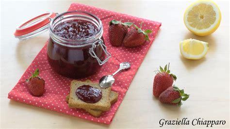 marmellata di fragole fatta in casa marmellata di fragole fatta in casa senza pectina