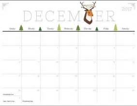 Blanko Kalender 2017 2017 Monthly Calendar Crafty Printables Free