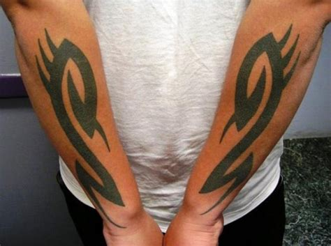 tribal tattoos yes or no sea tribal on forearm inofashionstyle