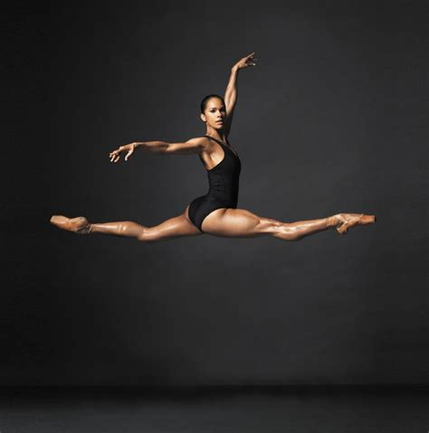 4 exercises to steal from misty copeland for a strong ballerina body physique ballerina body