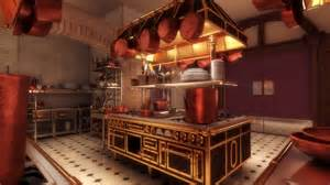 making of ratatouille kitchen 3d architectural
