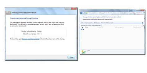 bagaimana cara membuat jaringan lan menggunakan windows 7 cara membuat jaringan mode adhoc di windows 7