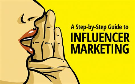 a 10 step guide to understanding and utilising pattern a step by step guide to influencer marketing just creative