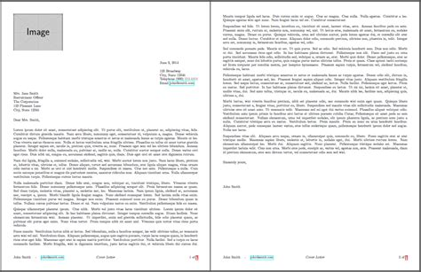 header and footer in all pages of letter class newlfm
