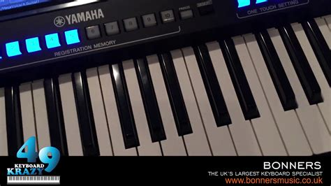 tutorial keyboard yamaha yamaha genos keyboard tutorial some of the basic