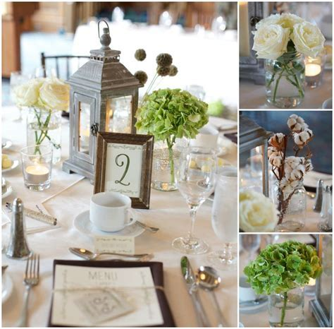 17 Best ideas about White Hydrangea Centerpieces on
