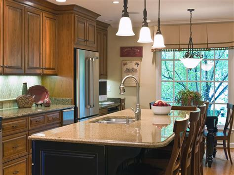 Ideas For Kitchen Lights Kitchen Island Lighting Ideas For Functional And Visual