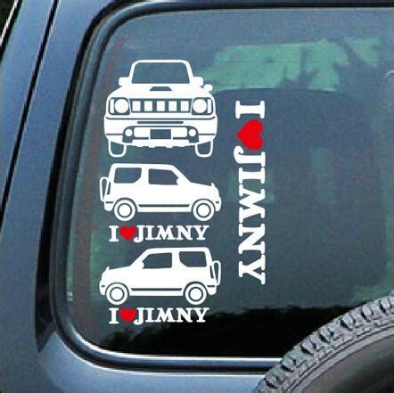 Promo New Stiker Mobil Badak Suzuki Jimny Sticker Cutting Kaca jimny modifikasi beli murah jimny modifikasi lots from china jimny modifikasi suppliers on