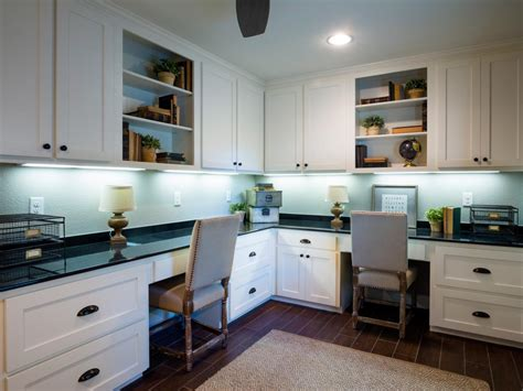 Office Design Ideas For Small Spaces 1968 Fixer In An Neighborhood Gets A Fresh Update Hgtv S Fixer With Chip And