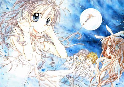 Moon Wo Sagashite On Moon Anime And