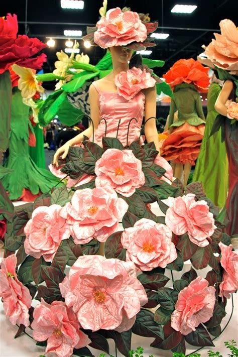 Flower Garden Costume Tailored Flowers At The Royal Adelaide Show A Photo Essay Bitten By The Travel Bug