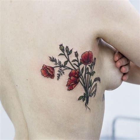 30 splendid floral bouquet tattoo designs amazing tattoo
