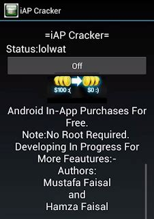 free in app purchases android no root mobile android iap cracker for android and get in app purchases for free no root required