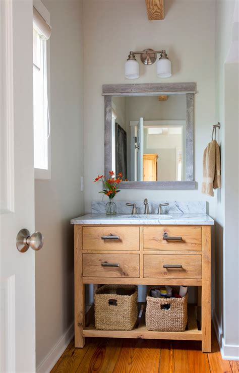 Coastal Bathroom Vanity Bath Vanity Bathroom Contemporary With Marble Floor Flush Cabinets