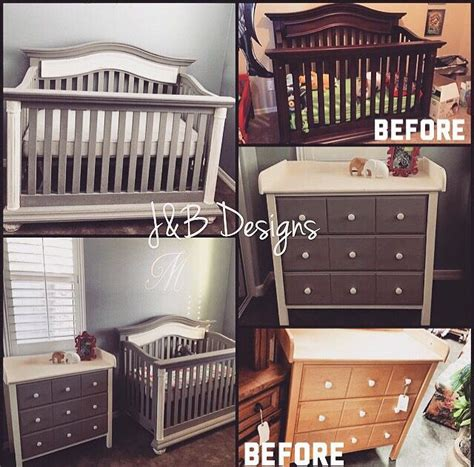 grey crib and changing table 25 best ideas about changing table redo on
