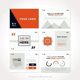 presentation layout ai powerpoint vectors photos and psd files free download