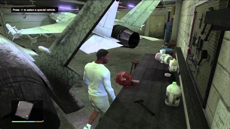 Gta 5 Grove Garage by Gta V P 996 Lazer Storage Grove Garage W