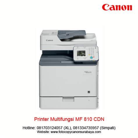 Printer Canon Surabaya canon printer multifungsi mf 810 cdn distributor fotocopy canon hp 081703124057 081334735957