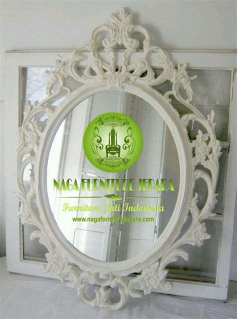 Cermin Jati Ukir Pigura Emas pigura cermin dinding kayu jati ukir minimalis
