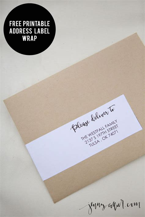 colored address labels best 25 address labels ideas on wedding