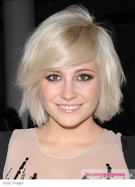 Pixie Lott Hairstyles by Pictures Pixie Lott Hairstyles Pixie Lott Side Swept