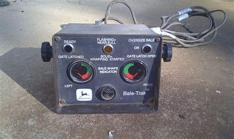 wtb bale trak monitor for jd 435 baler allischalmers forum